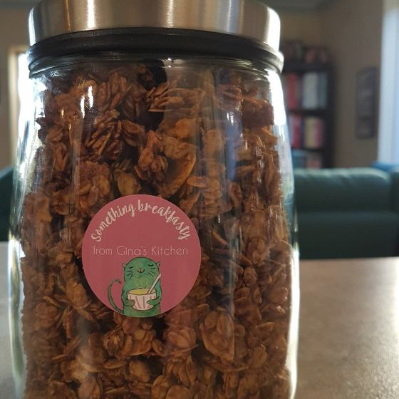 AlmondGranola