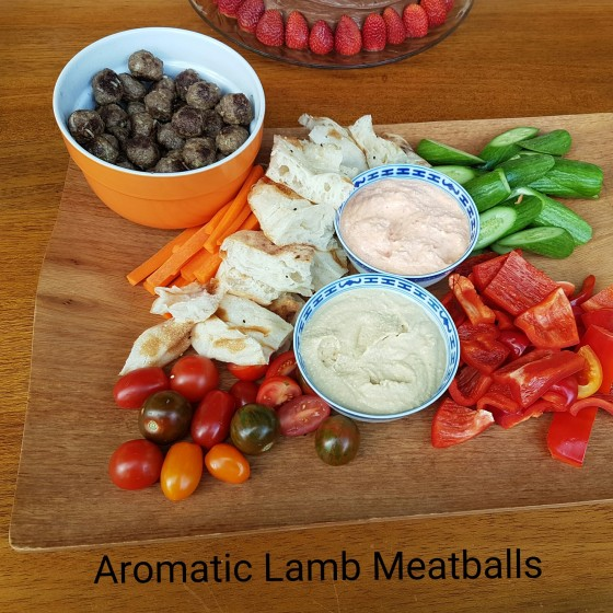 Aromatic Lamb