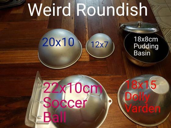 Roundish