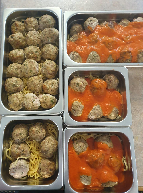 Spaghetti&Meatballs